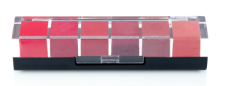 palette rouge à lèvre